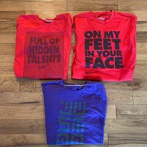 Men's Nike tee shirts